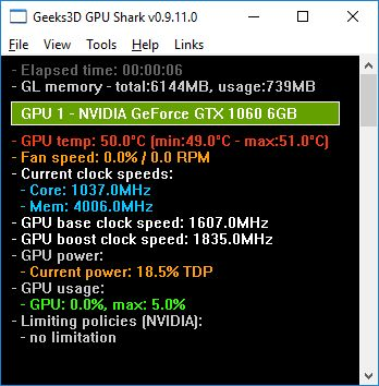 GPU Shark 0.9.11