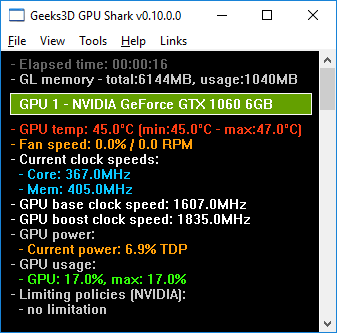 GPU Shark 0 10 0 released with Shared Memory Support | Geeks3D